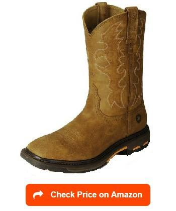 Ariat Workhog Wide Square Toe boot