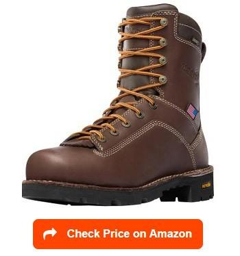 Danner Quarry USA BR work boot