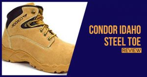 CONDOR-Idaho-Steel-Toe-review