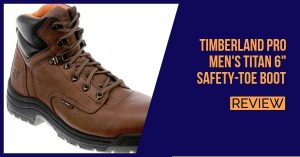 Timberland Mens Titan Review