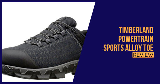 Timberland Powertrain Sports Alloy Toe Review